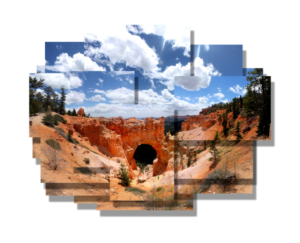 Arch, Bryce Canyon National Park